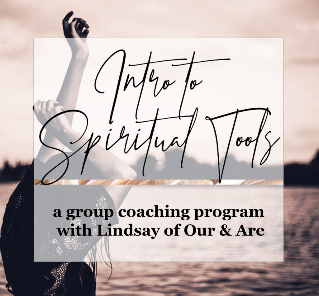 intro to spiritual tools a group insta 3