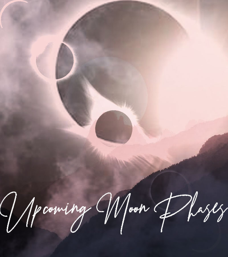 July Upcoming Moon Phases