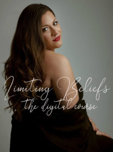 Join Lindsay Schroeder of Our & Are for Limiting Beliefs - the digital course